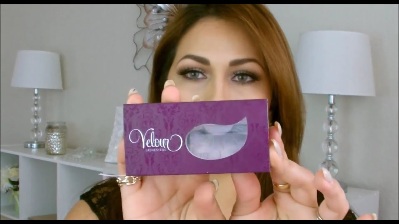 The Truth About Velour Lashes Honest Review Youtube