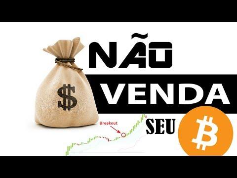 Não Venda Seu Bitcoin! Você Precisa Ver Este Gráfico Do BTC