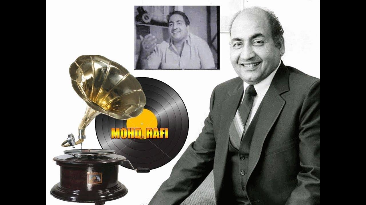 Aaj Ki Raat Mere - Ram Aur Shyam  1967  - Md  Rafi for Dilip Kumar