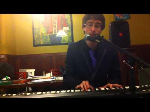 John Lennon - Imagine Cover + Stu's Tiger Song @ Cool Beans