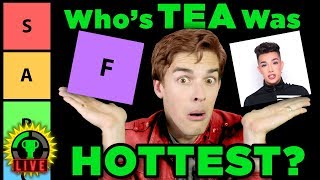MatPat's Youtuber Drama Tier List!