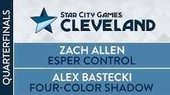 SCGCLE: Quarterfinals - Zach Allen vs Alex Bastecki [Modern]