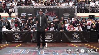 Judge Demo - Popping John (LXD/USA) | 20150301 OBS Vol.9