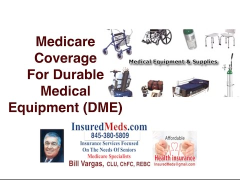 Medicare Durable Medical Equipment