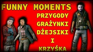 Funny Moments PLAGA BLADII FOORMAN - Dead by daylight