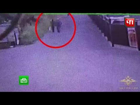 В Подмосковье задержали мужчину, зарезавшего жену перед камерой наблюдения
