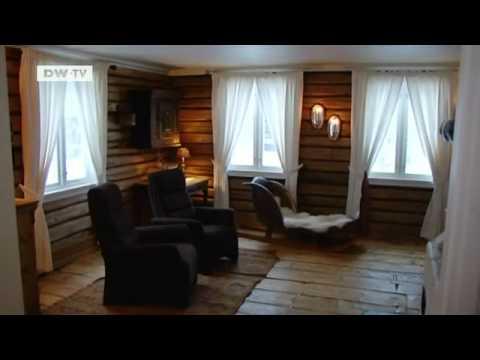 Norwegische Bau- und Wohnkultur: die Holzhäuser von Trysil   euromaxx