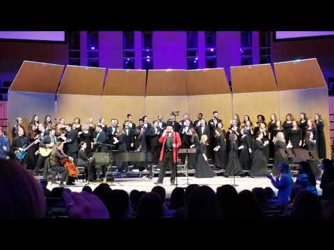 Liberty University Chorale Performance...