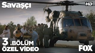 Kılıç Timi, Serdar Üsteğmen'in hayatı için zamanla yarışıyor! Savaşçı 3. Bölüm
