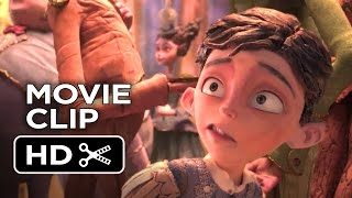 The Boxtrolls Movie CLIP - Eggs At The Ball (2014) - Elle Fanning Stop-Motion Animated Movie HD