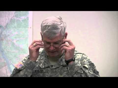 Maj. Gen. Michael Walsh May 1