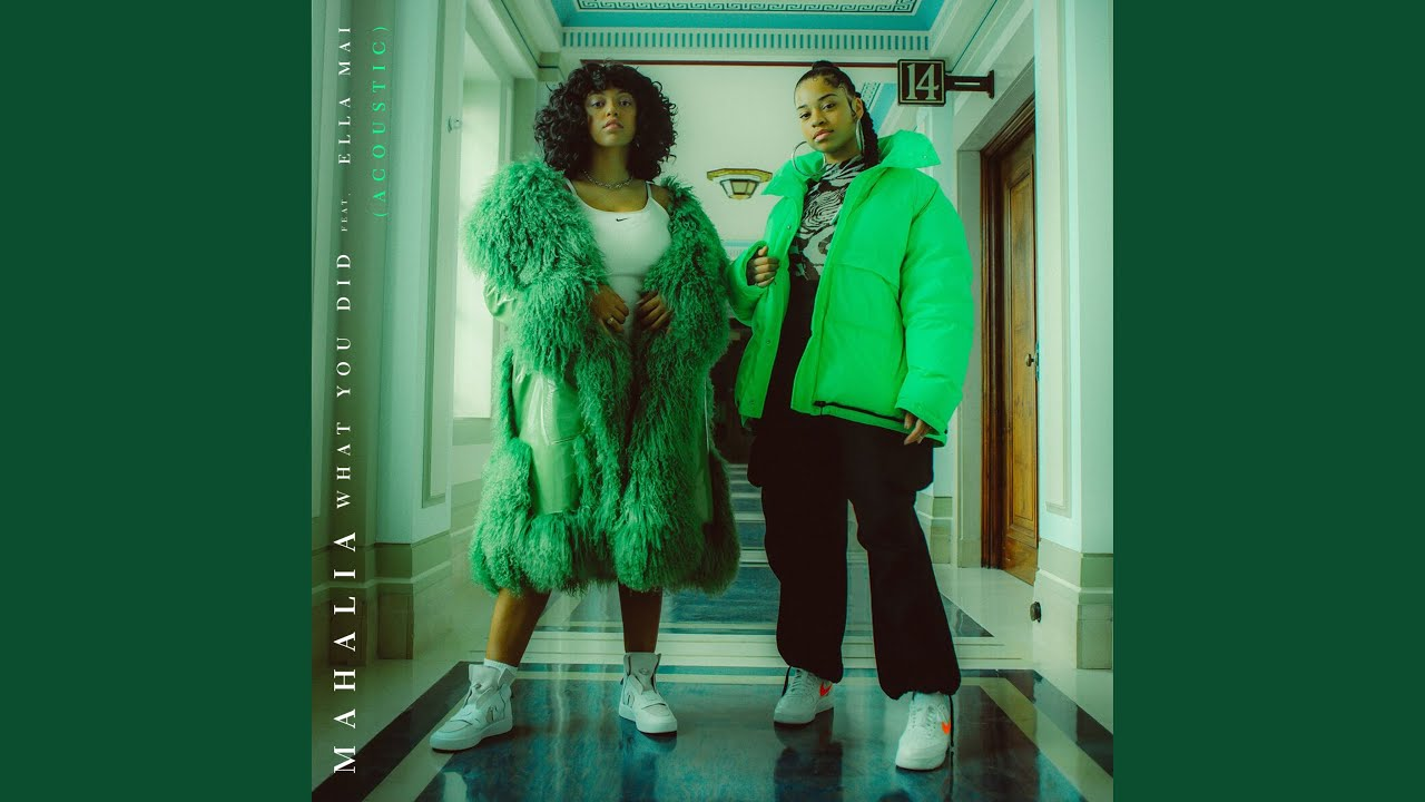 What You Did (feat. Ella Mai) (Acoustic)