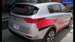KIA | Sportage | Specifications | Price | Interior | Exterior | PakWheels | First Look