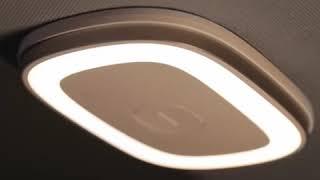 붙이는조명 차량용 무드등 무선 USB 충전식 LED 터…