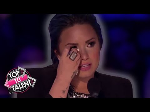TOP 10 Most EMOTIONAL Auditions And Performances On The X Factor Around The World!