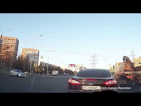 Funny CCTV in car DVR accident camera video – Vehicle CCTV Recording 2016 to 2017