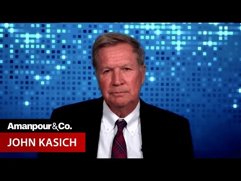 John Kasich on Climate and Conservatives | Amanpour and ...