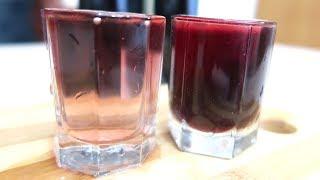 проверка вина на порошок