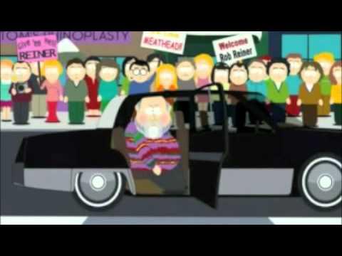 South Park - Rob Reiner - BUTTERRR!!!