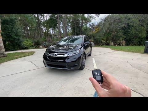2019 Honda CR-V Walk-Around, Start-Up, And Exhaust