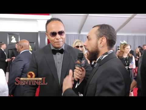 """Ray Parker Jr. on the Grammys: """"you've arrived and the people have accepted you"""""""