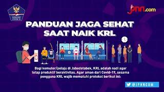 Simak! Panduan Jaga Sehat Saat Naik KRL - JPNN.com