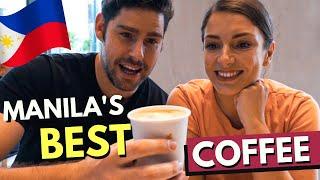 Download lagu The BEST COFFEE SPOTS in Manila MP3