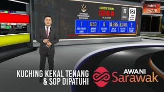 AWANI Sarawak [26/07/2020] - Kuching kekal tenang | SOP dipatuhi | COVID-19: kematian ke-124