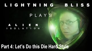Blissy Plays AI Part 4 - Lets Do this Die Hard Style