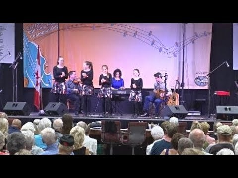 Louis Schryer Live With Special Guests The Leahy's: Shelburne Heritage Music Festival 2018