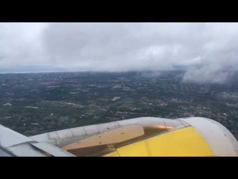 Spirit Airlines Takeoff Havana