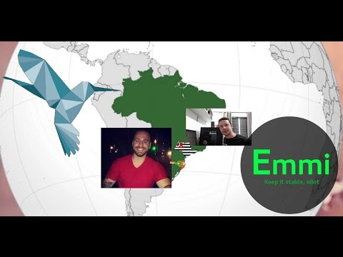 Entrevista com o Jeferson Rocha da distribuição EMMI Linux2
