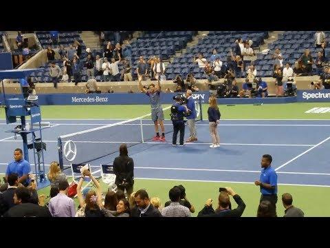 Хуан Мартин дель Потро обыграл Роджера Федерера на US Open