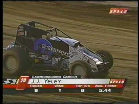 "2003 USAC National Sprint Cars ""Indiana Sprint Week"" At Lawrenceburg Speedway"