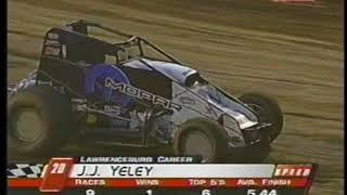 "2003 USAC National Sprint Cars ""Indiana Sprint Week"" At Lawrenceburg Speedway"