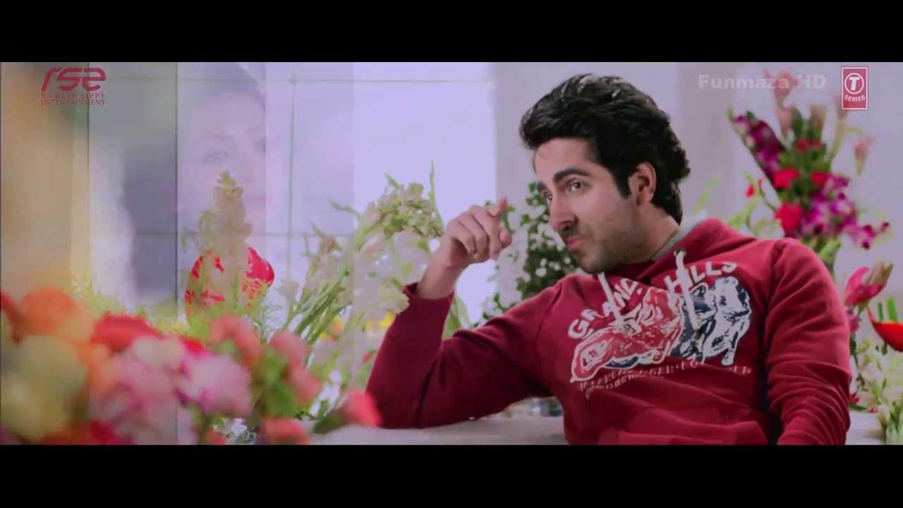 Download Mera Mann Kehne Laga (HD) - Nautanki Saala (2013) Ayushmann Khurrana