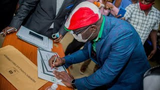 EDO: Obaseki receives Certificate of Return from INEC