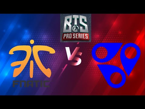 🔴[Dota 2 LIVE] Fnatic vs Reality Rift (Bo2) BTS Pro Series S