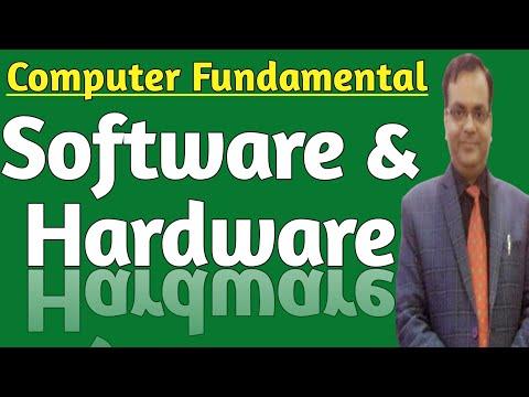 Computer Fundamentals | Computer Hardware And Software | Computer Software | Computer Hardware