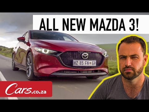 All-New Mazda3 Review - First Drive in South Africa