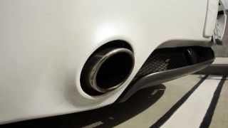 Aston Martin Vantage V8 Beautiful Exhaust Stock Sounds!
