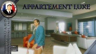 GTA 5 Online Multijoueur 2eme Appartement 223 000$ Luxe