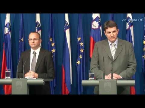 15. redna seja Vlade RS - novinarska konferenca (vir: Vlada RS)