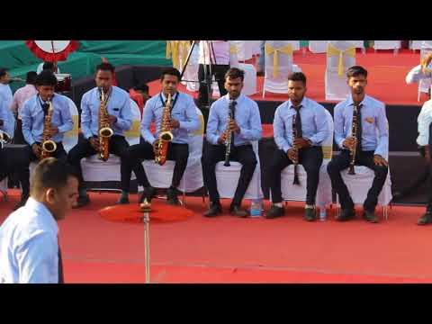 2nd Prize ~ Gavdevi Bras Band Manere Gav Dev Koni Pahila ~ Navi Mumbai Upmahapor Chashak ~ 2018