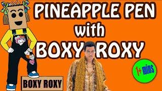 PIKOTARO | PEN PINEAPPLE APPLE PEN | PPAP PIKO - TAR | BOXY ROXY