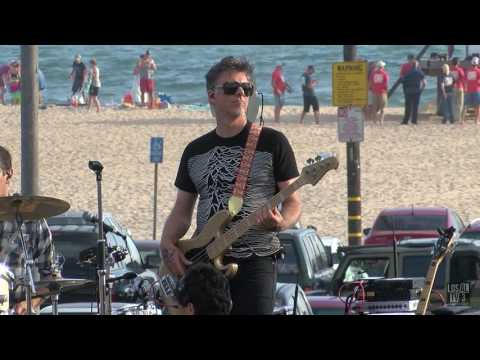 U2 Cover Band L.A. Vation at the Seal Beach Pier
