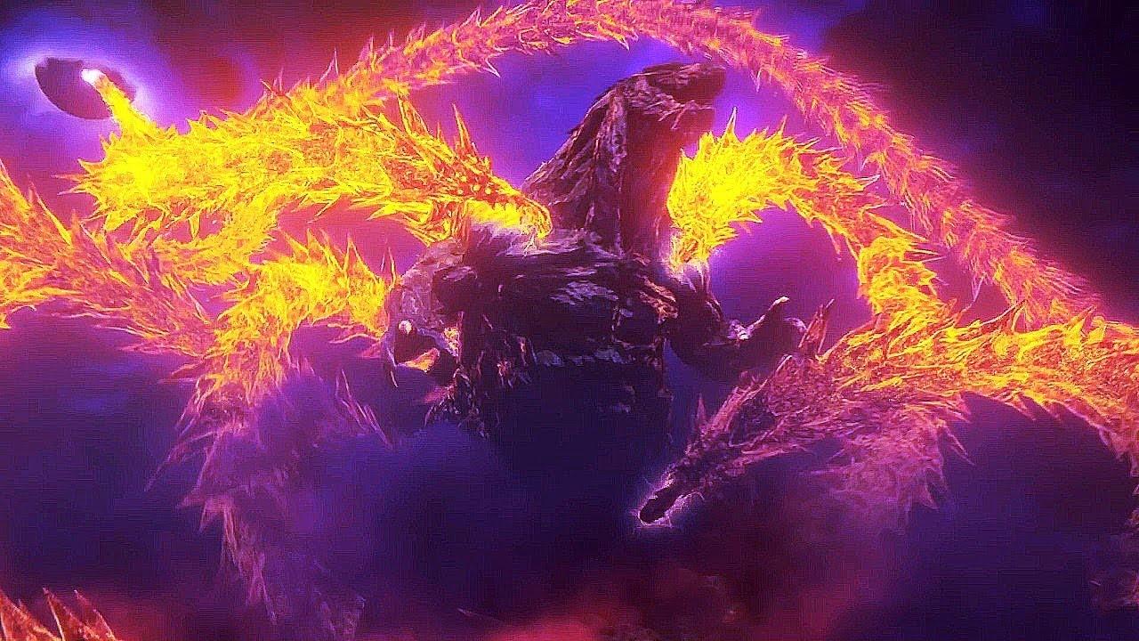 [AMV] Godzilla: The Planet Eater   In Vain - YouTube