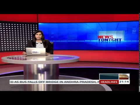 English News Bulletin - June 14, 2015 (9 pm)