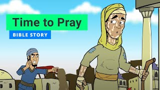 "Primary Year D Quarter 3 Episode 10: ""Time to Pray"""