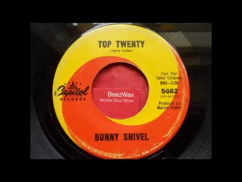 bunny shivel - top twenty